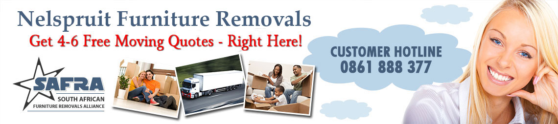 Nelspruit Furniture Removals & Storage | Nelspruit Removals